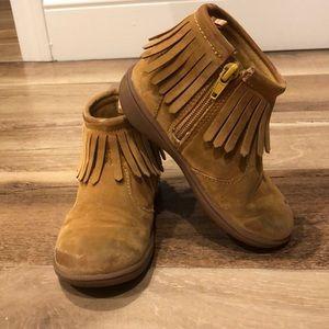 Little girl boots.